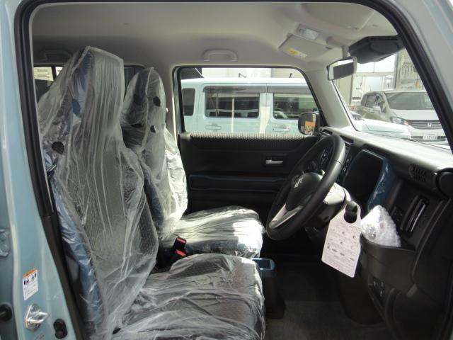 ハイブリッドX スズキ5年保証付 セーフティサポート 軽自動車(7枚目)
