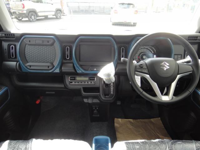 ハイブリッドX スズキ5年保証付 セーフティサポート 軽自動車(9枚目)