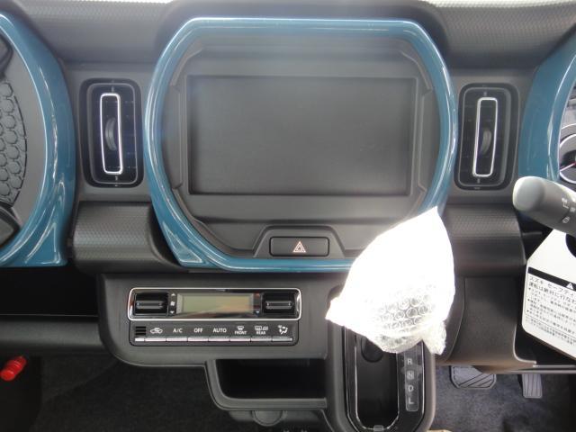 ハイブリッドX スズキ5年保証付 セーフティサポート 軽自動車(10枚目)