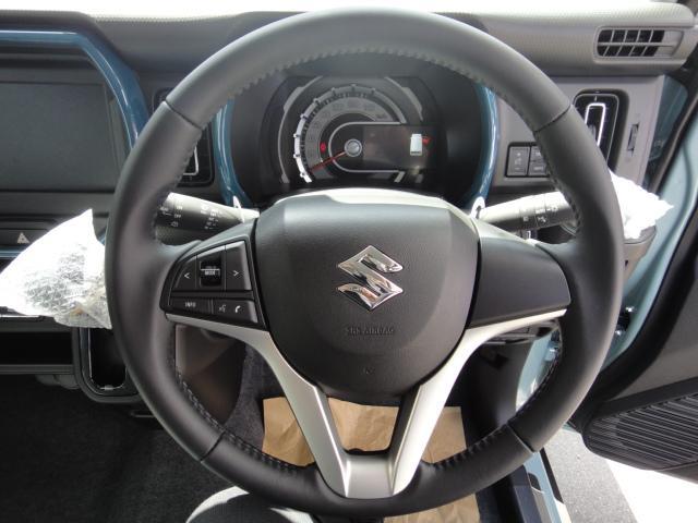 ハイブリッドX スズキ5年保証付 セーフティサポート 軽自動車(11枚目)