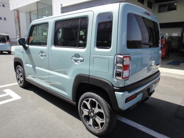 ハイブリッドX スズキ5年保証付 セーフティサポート 軽自動車(19枚目)