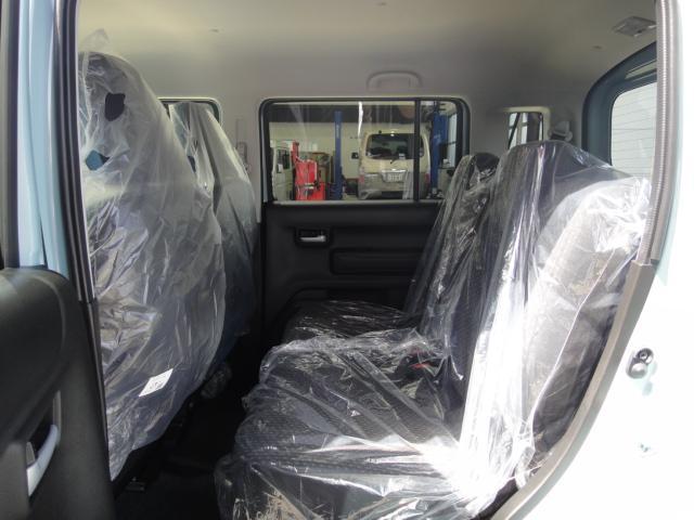 ハイブリッドX スズキ5年保証付 セーフティサポート 軽自動車(20枚目)