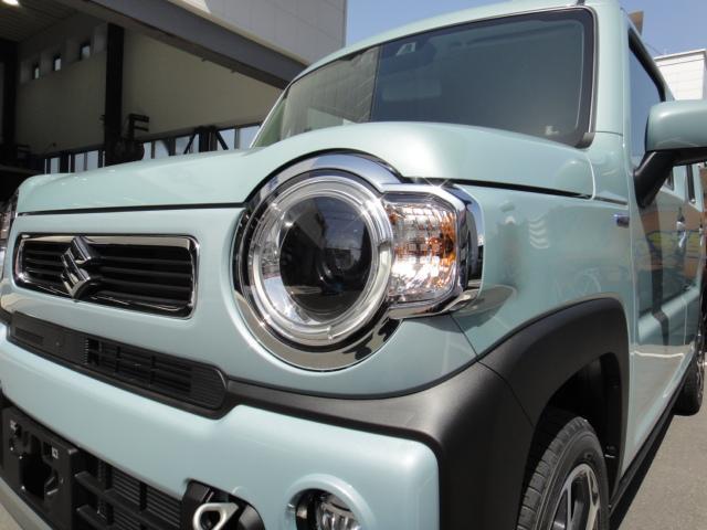 ハイブリッドX スズキ5年保証付 セーフティサポート 軽自動車(23枚目)