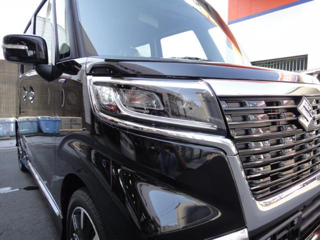 ハイブリッドXSターボ スズキ5年保証付 2型 セーフティサポート 軽自動車(5枚目)