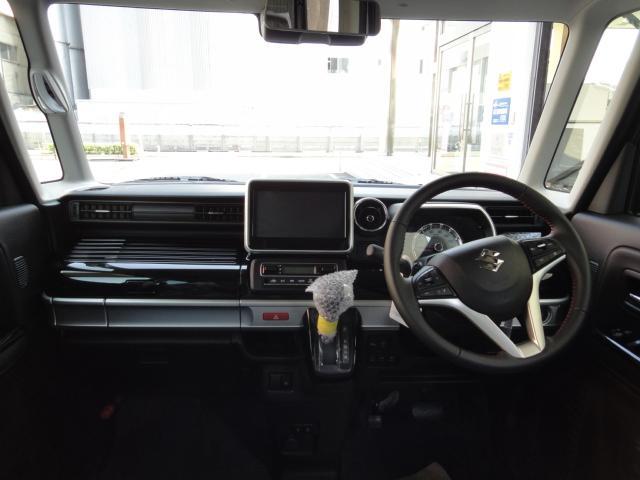 ハイブリッドXSターボ スズキ5年保証付 2型 セーフティサポート 軽自動車(9枚目)