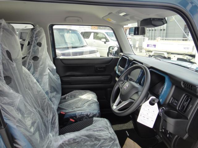 ハイブリッドG 2トーンルーフ セーフティサポート スズキ5年保証 軽自動車(7枚目)