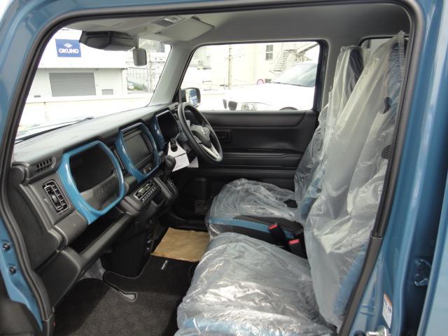 ハイブリッドG 2トーンルーフ セーフティサポート スズキ5年保証 軽自動車(21枚目)