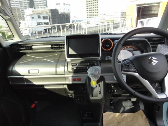 ハイブリッドXZ 2トーンルーフ 2型 スズキ5年保証付 セーフティサポート 軽自動車(9枚目)