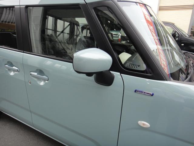 ハイブリッドS 全方位モニター9インチメモリーナビ スズキ5年保証付 セーフティサポート 軽自動車(3枚目)