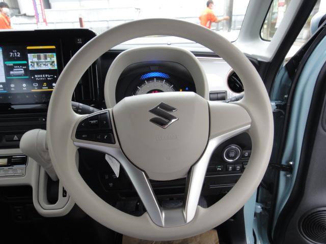 ハイブリッドS 全方位モニター9インチメモリーナビ スズキ5年保証付 セーフティサポート 軽自動車(8枚目)