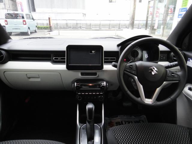ハイブリッドMZ 4WD 全方位モニター用カメラパッケージ 2型 スズキ保証付 セーフティサポート 禁煙車 LEDライト クルーズコントロール(9枚目)