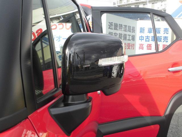 ハイブリッドMZ レーダーブレーキ LEDライト(9枚目)