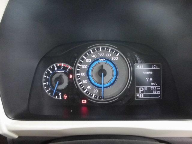 ハイブリッドMZ レーダーブレーキ LEDライト(14枚目)