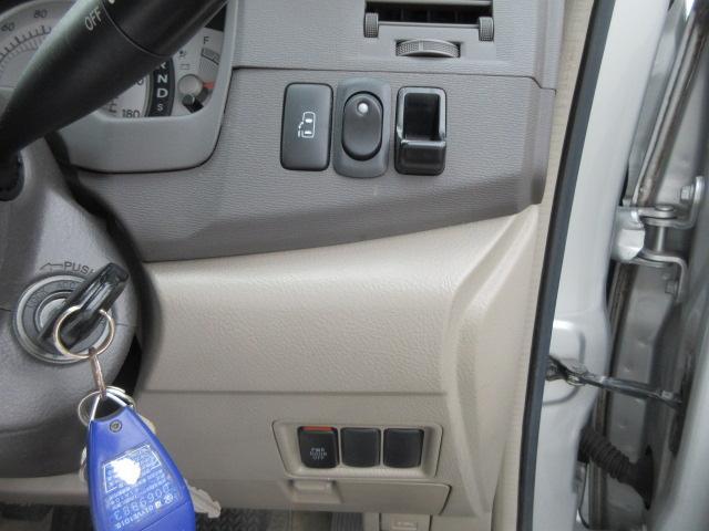L キーレス 左パワースライドドア 社外フロントバンパー フルセグナビ バックカメラ ETC 社外シートカバー 15AW(15枚目)