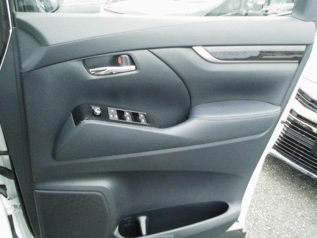 2.5S 11インチナビ 黒革調シートカバー 20AW ダウンサス 両パワースライドドア LEDライト フリップダウン(14枚目)