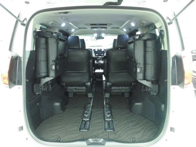 2.5S 11インチナビ 黒革調シートカバー 20AW ダウンサス 両パワースライドドア LEDライト フリップダウン(20枚目)