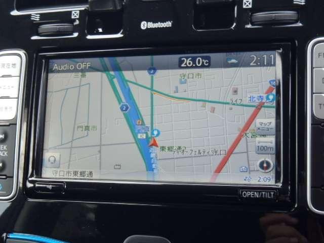 X サンクスエディション(30kwh) 衝突軽減ブレーキ ハンドルヒーター 前後シートヒーター メモリーナビ フルセグTV バックカメラ LEDライト(4枚目)