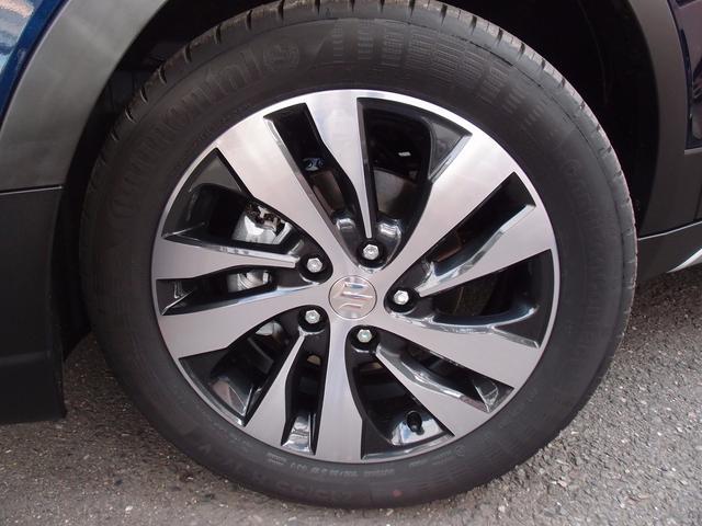 スズキ SX4 Sクロス ALLGRIP4WDパドルシフトHID17AWシートヒーター