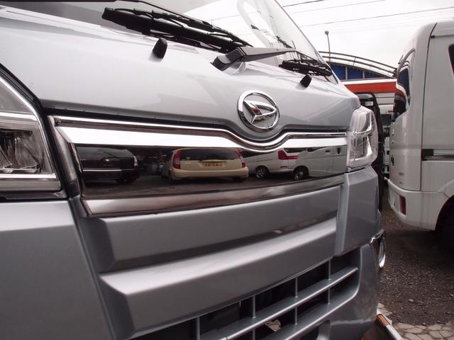 ダイハツ ハイゼットトラック ジャンボ 4AT LEDヘッドABSメッキグリル荷台作業灯