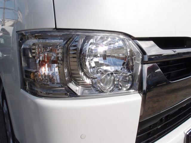 トヨタ ハイエースバン スーパーGLダークプライム 新型セーフティセンス両側電動ドア