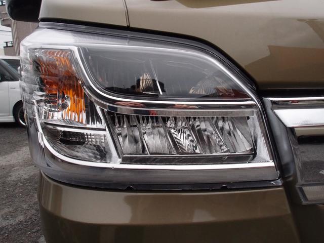 ジャンボ 4AT LEDヘッドABSメッキグリル荷台作業灯(7枚目)