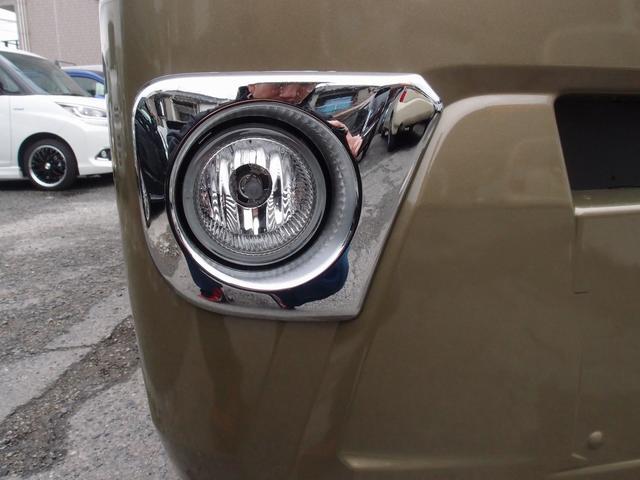 ジャンボ 4AT LEDヘッドABSメッキグリル荷台作業灯(8枚目)