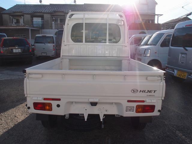 ダイハツ ハイゼットトラック ジャンボSAIIIt 4WD4AT LEDヘッドABS作業灯