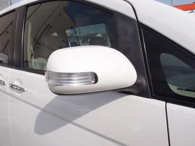 プラタナリミテッド 後期型 プッシュスタート 純正フルセグHDDナビ ETC バックカメラ 両側電動スライドドア HIDヘッドライト フルエアロ 16インチAW ウィンカードアミラー パドルシフト 禁煙ワンオーナー(10枚目)