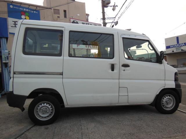 三菱 ミニキャブバン CNG バイフューエル