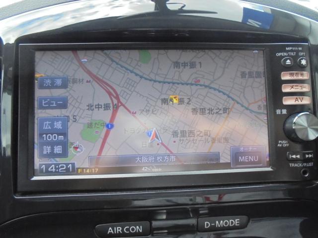 15RX タイプV メモリーナビ オートライト(4枚目)