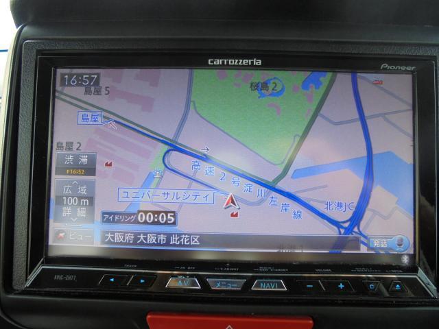 ホンダ N BOX+ G Lパッケージ HDDナビゲーション 助手席側電動スライド