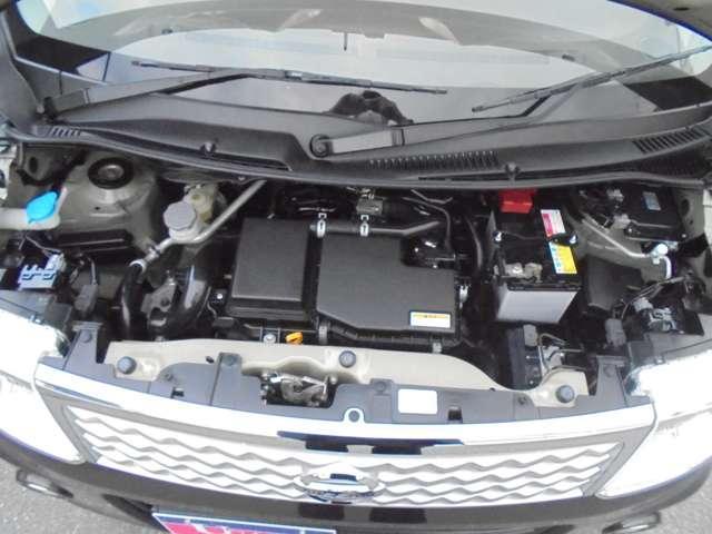 内外装はもちろんの事、エンジンルームもキレイにクリーニング致しました!気持ちよくドライブにお出かけ下さい!!