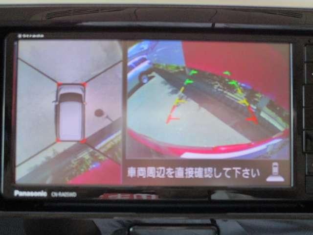 660 X パナソニック製ナビ 踏み間違い防止装置 エマージェンシーブレーキ アラウンドビューモニター オートエアコン(5枚目)