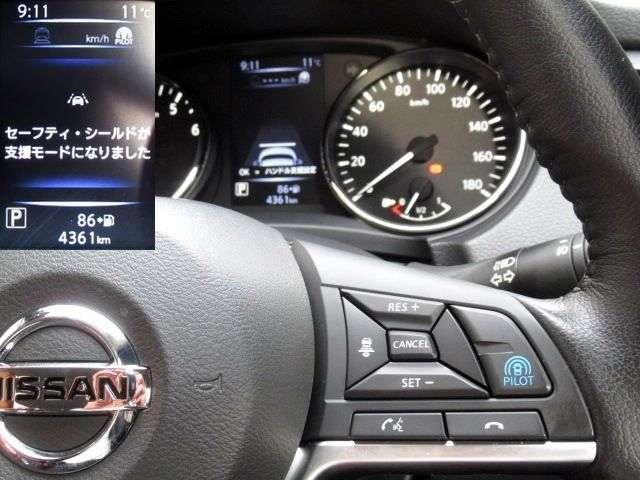 20Xi レザーエディション Vセレクション 4WD プロパイロット ニッサンコネクトナビ フルセグTV アラウンドビューモニター タンレザーシート 前後シートヒーター 前席パワーシート 電動バックドア エマージェンシーブレーキ(10枚目)