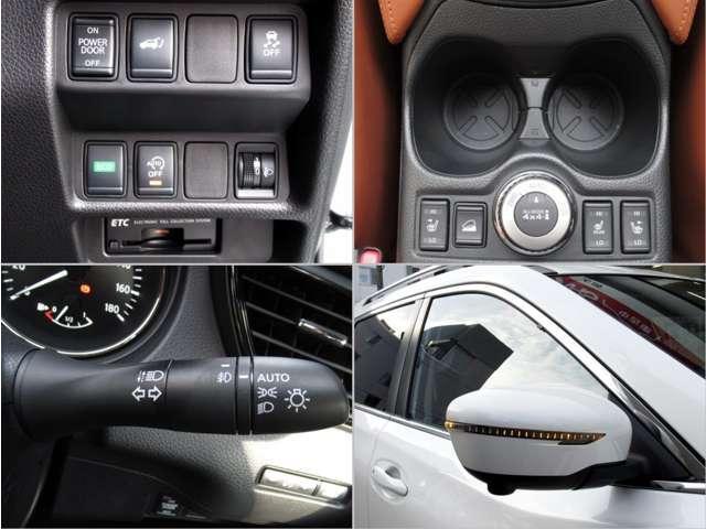 20Xi レザーエディション Vセレクション 4WD プロパイロット ニッサンコネクトナビ フルセグTV アラウンドビューモニター タンレザーシート 前後シートヒーター 前席パワーシート 電動バックドア エマージェンシーブレーキ(11枚目)