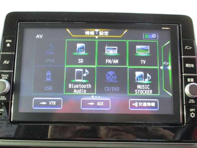 ハイウェイスターX 踏み間違い防止装置 被害軽減ブレーキ メモリーナビ フルセグTV アラウンドビューモニター ETC インテリキー ハンズフリー左側電動スライドドア SOSコール LEDライト(12枚目)