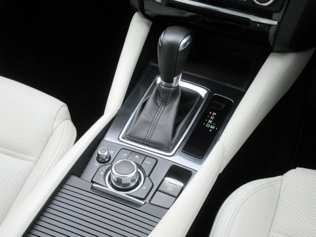 スカイアクティブドライブ新世代高効率トランスミッション「SKYACTIV-DRIVE」を搭載