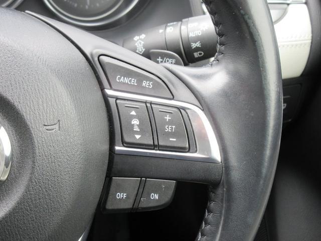 ミリ波レーダーで先行車との速度差や車間距離を認識。約30km/h〜100km/hの範囲で自動追従走行を可能にするMRCCが長距離走行などでのドライバーの負担を軽減致します。