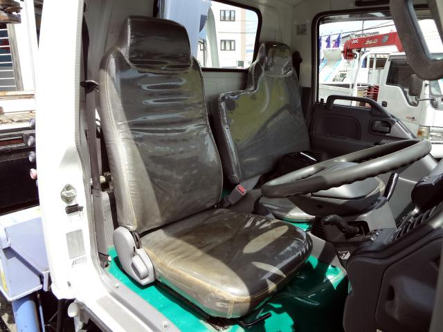 いすゞ エルフトラック 3段クレーン 2t NOX適合