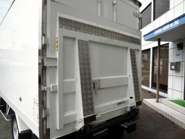 三菱ふそう キャンター 中温冷蔵冷凍車Pゲート 2t NOX適合