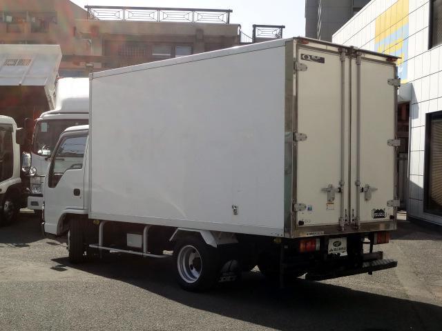いすゞ エルフトラック 保冷バン 2t NOX適合