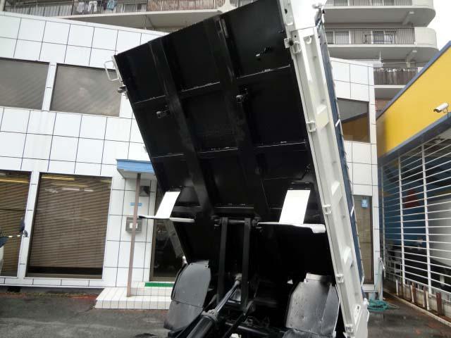 高床強化ダンプ 3t NOX適合(10枚目)