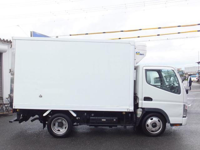 2.0t冷蔵冷凍車サイド扉付き-30℃設定5MT(4枚目)