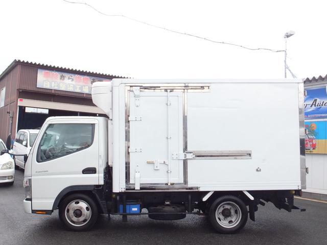 2.0t冷蔵冷凍車サイド扉付き-30℃設定5MT(5枚目)