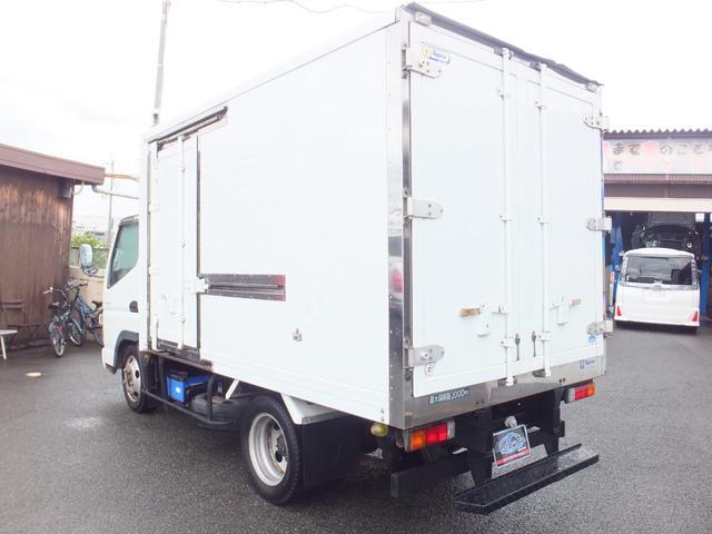 2.0t冷蔵冷凍車サイド扉付き-30℃設定5MT(6枚目)