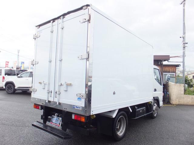 2.0t冷蔵冷凍車サイド扉付き-30℃設定5MT(8枚目)