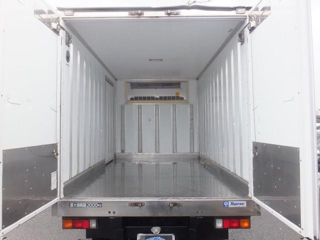 2.0t冷蔵冷凍車サイド扉付き-30℃設定5MT(12枚目)
