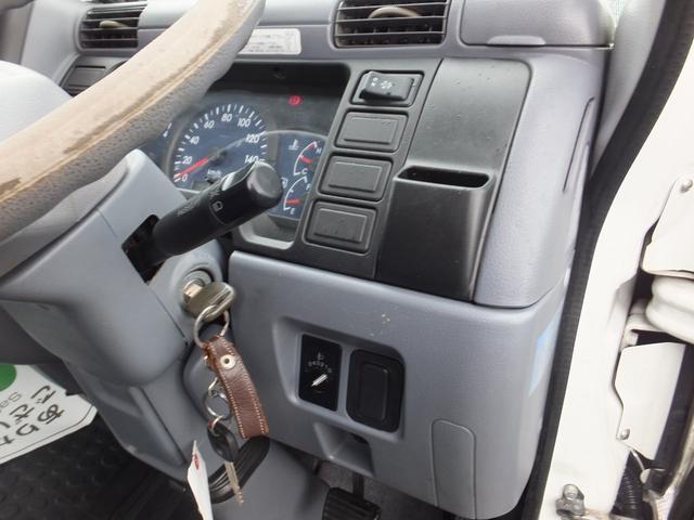 2.0t冷蔵冷凍車サイド扉付き-30℃設定5MT(19枚目)