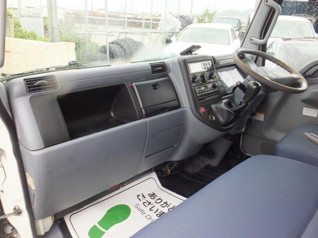 2.0t冷蔵冷凍車サイド扉付き-30℃設定5MT(21枚目)