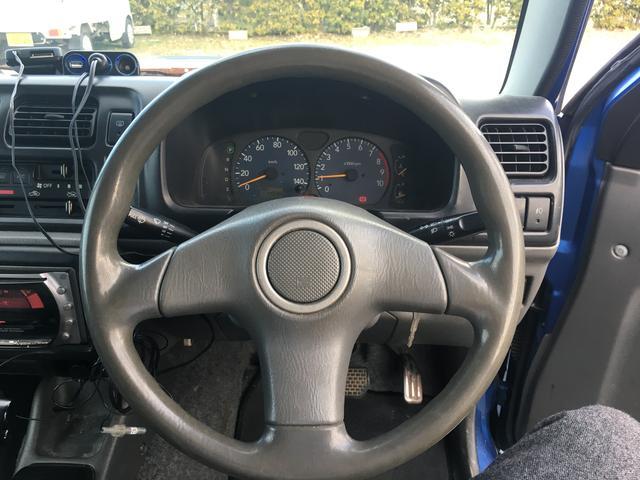 XC 4WD パワーウィンドウ キーレス フルフラット(16枚目)